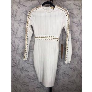 Dresses & Skirts - White Bandage Dress